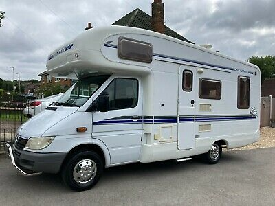 £24995 • Buy MERCEDES AUTOTRAIL CHEYENNE 634L **ONLY 16k MILES** STUNNING CONDITION