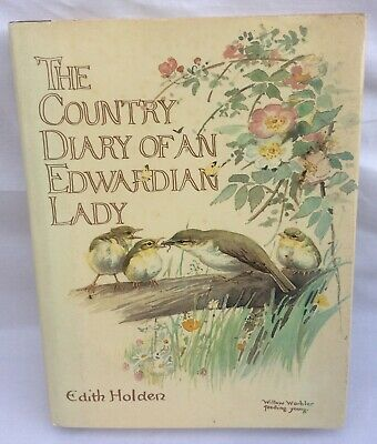 £9.99 • Buy The Country Diary Of An Edwardian Lady. Edith Holden. 1978. Lovely Illustrations