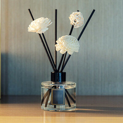 AU15.79 • Buy 6pcs Sola Flower Rattan Reed Fragrance Diffuser No-fire Replacement Aroma Sticks