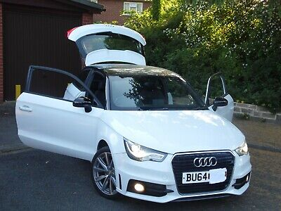 £9450 • Buy 2014 Audi A1 TFSI S LINE STYLE EDITION 3DR Low MILEAGE 15K ONLY PX,SWAP