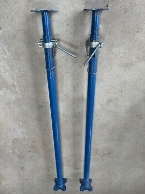 £50 • Buy 2 X Acrow Props Size 1 (1.75m - 3.12m) Very Good Condition
