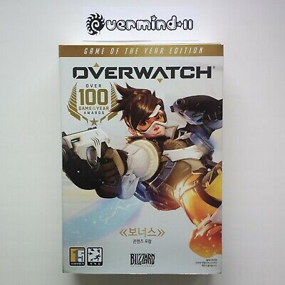 AU69 • Buy Overwatch (Game Of The Year Edition) Middle Box [2017, Korea, PC] Blizzard