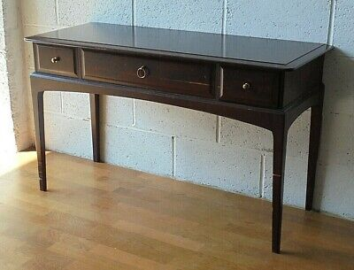 £120 • Buy Vintage Stag Minstrel 3 Drawer Sideboard Chest Of Drawers Dressing Table