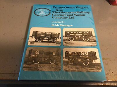 £15 • Buy Montague - Private Owner Wagons  From The Gloucester Railway Carriage And Wagon