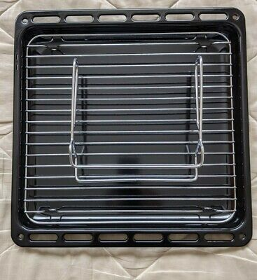 £15 • Buy Brand New Large Sized Oven Grill Tray With Wire Rack And Detachable Handle