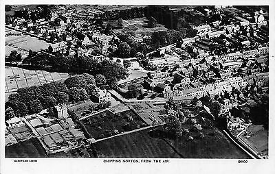 £6.40 • Buy POSTCARD   OXON   CHIPPING  NORTON  From  The  Air    RP
