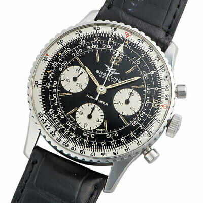 £7173.92 • Buy Breitling Navitimer 806 Redbox10 3Rd Model Previously Owned No.4123