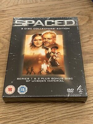 £2.70 • Buy Spaced Series 1&2 New Unopened Still In Cellophane (DVD, 2006)