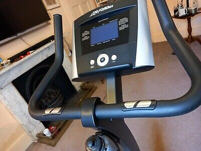 £599 • Buy Exercise Bike Life Fitness C1. Used Only A Couple Of Times