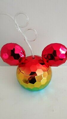 £5.50 • Buy  Disney Mouse Ears  Cup And Straw