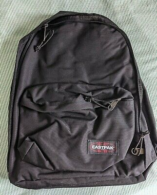 £38 • Buy Eastpak Out Of Office 27L Backpack / Rucksack - BLACK - Never Used (with Tags)