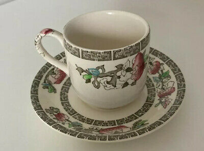 £3.90 • Buy Indian Tree Johnson Bros, Coffee Cup And Saucer