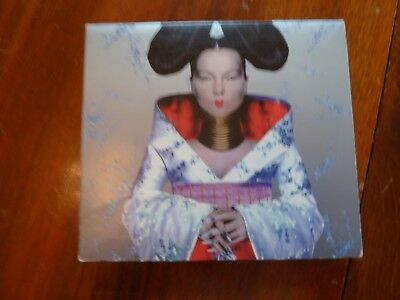 £7.68 • Buy  Bjork  Homogenic CD  Limited Edition Digipack With Poster And Songbook