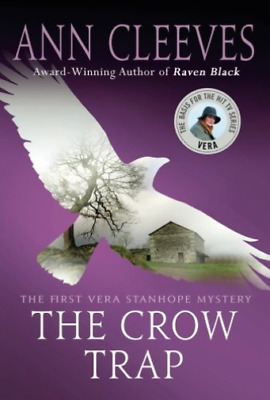 £14.89 • Buy Cleeves Ann-The Crow Trap BOOK NEW
