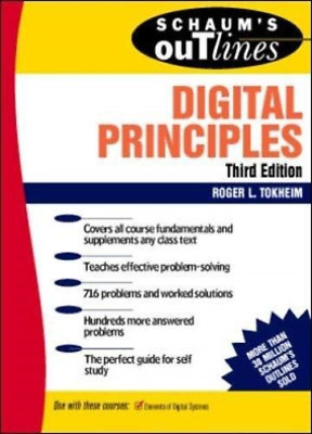 £23.81 • Buy Tokheim Roger L.-Schaum`S Outline Of Theory And Problems Of Digital Pri BOOK NEW