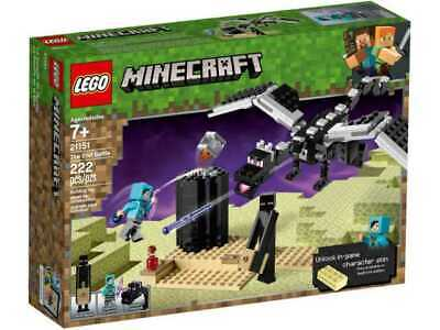 AU59 • Buy LEGO Minecraft The End Battle (21151) - FAST SHIPPING And WELL PACKED
