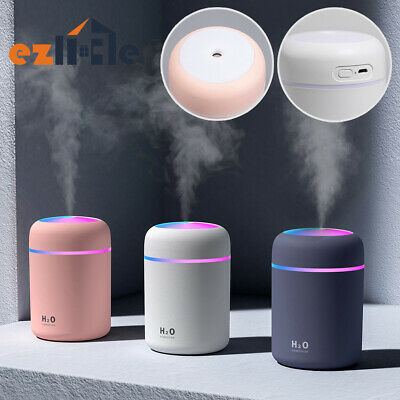 AU14.88 • Buy Defuser USB Electric Air Diffuse Night Light Up Home Aroma Oil Humidifier