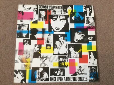 £3.20 • Buy Siouxsie And The Banshees 12  Vinyl Album Once Upon A Time/The Singles BELTER