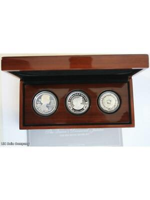 £125 • Buy 2012 The Queens Diamond Jubilee Silver Proof Coin Set Boxed With Cert