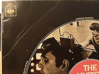 £55 • Buy  THE UNITED STATES OF AMERICA   Self Titled RARE UK LP - CBS Records 63340