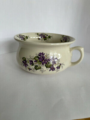 £7.49 • Buy Vintage Heron Cross Pottery. Round Soup Cup. Collectable. VGC.