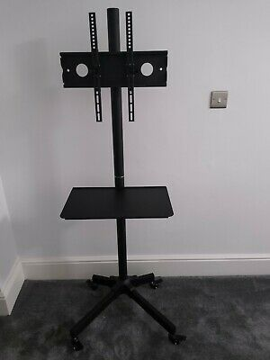 £15 • Buy Mobile TV Stand For TVs Up To 55 ,150cm H, 40cm Depth So Ideal For Tight Spaces