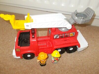 £1.24 • Buy Fisher Price LITTLE PEOPLE Fire Engine - Working Noise & Lights