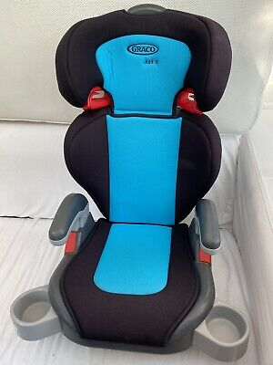 £10 • Buy Graco 2 In 1 High Back Booster Car Seat (Universal Group 2,3 15-36kg,4-12 Yrs)