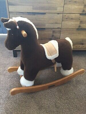 £15 • Buy Mamas And Papas Children's Rocking Horse Young Child's Rocker