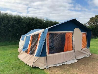 £500 • Buy Conway Coniston Trailer Tent - Cheap Camping Holiday - Travel - Outdoor Leisure