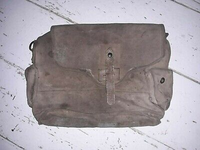 £4.99 • Buy WW2  Dated ANP 31 French Army Gas Mask Bag