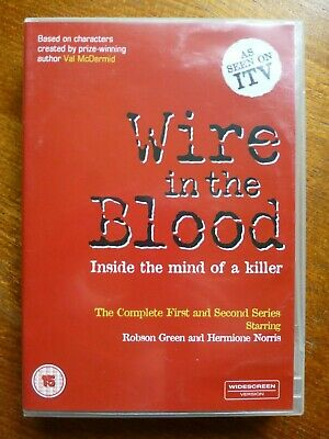 £5.79 • Buy Wire In The Blood DVD, Complete Series 1 And 2