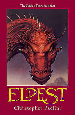£1 • Buy Eldest: Book Two By Christopher Paolini (Paperback, 2006)