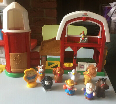 £8.99 • Buy Fisher Price Little People Farm With Silo