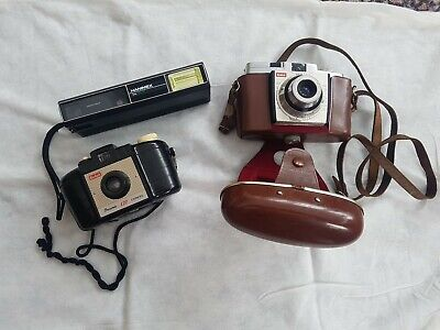 £15 • Buy Selection Of Old Cameras