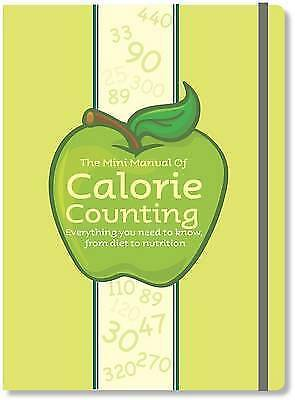 £2.74 • Buy The Mini Manual Of Calorie Counting, , Good Book
