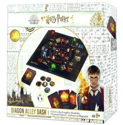 £14.75 • Buy Harry Potter Diagon Alley Dash Board Game 8+ Years