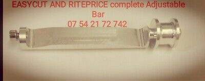 £30 • Buy EASYCUT AND RITEPRICE Doner Kebab Cutters Adjustable Bar And Button