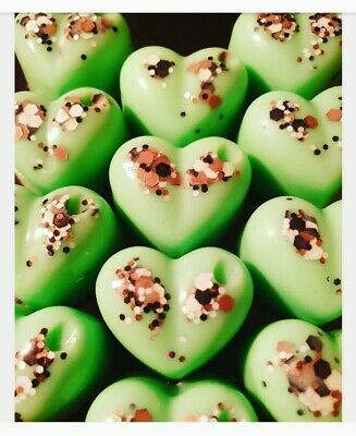 £2.50 • Buy 8 X Heart Eco Soy Wax Melts - Inspired By Zoflora Country Garden. Hinch!!