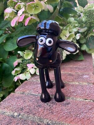 £40 • Buy Gromit Unleashed Figurine Shaun In The City The BLACK SHEEP With Box
