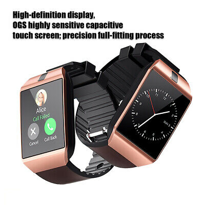 AU19.99 • Buy Smart Watch Band Sport Activity Fitness Tracker For Kids Fitbit Android IOS