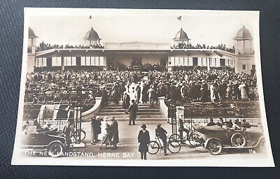 £4.96 • Buy The New Bandstand Herne Bay Kent Post Card