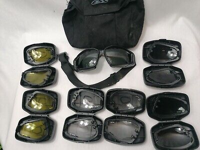 £35 • Buy Genuine British Military  ESS Goggles Great Condition. Unscratched Lenses