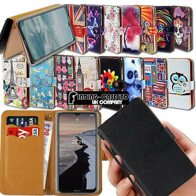£3.24 • Buy For Nokia G10 / G20 Leather Wallet Card Holder Magnetic Stand Case Cover