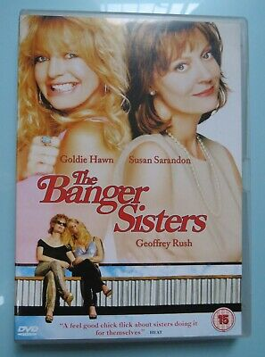 £2.85 • Buy The Banger Sisters DVD, Goldie Hawn Please Read Description. Pal 2 Free Postage