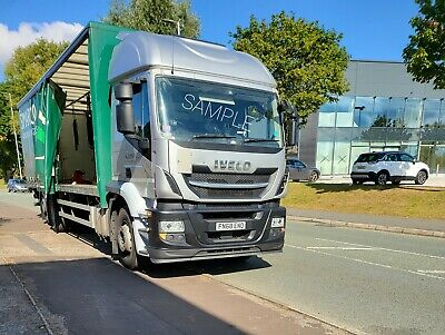 £0.99 • Buy  TRUCK PHOTO Simarco World  Wide  Logistics IVECO FN68 ENO 6x4 Print