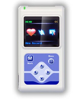 £435.73 • Buy TLC5000 12 Channels ECG ECG Holter Monitor System, New , USA Seller