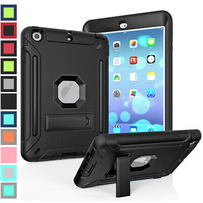 AU13.59 • Buy Case For Apple IPad Mini 123 4 5 Pro 9.7 10.5 Heavy Duty Shockproof Tablet Cover
