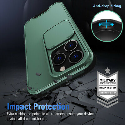 AU9.99 • Buy Case For IPhone 13 Pro Max 12 Pro Max 11 XS Xr 8+ 7 Camera Lens Protection Cover