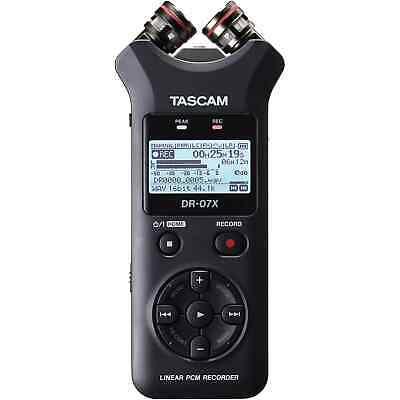 £129 • Buy Tascam DR-07X Portable Recorder & USB Audio Interface